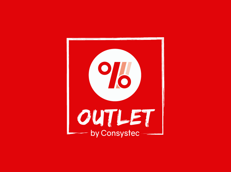 Outlet by Consystec Logo